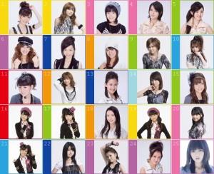 My Top H!P Idols
